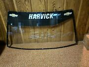 Kevin Harvick Race Used Windshield Budweiser