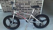 Nice Original Vintage 90and039s Dyno Nitro Bmx Bike Bicycle All Oe Gt Parts Look