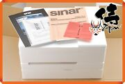 ◉unused In Box◉ Sinar F2 Large 4x5 45 Large Format Monorail View Camera