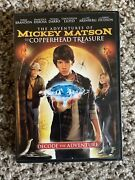 The Adventures Of Mickey Matson And The Copperhead Treasure Dvd K5