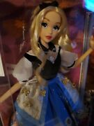 Disney Alice In Wonderland By Mary Blair Limited Edition Doll In Hand Mint