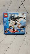 Lego 60013 Coast Guard Helicopter Retired Set New Condition Sealed Box Has Damag