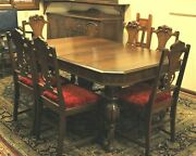 Basset Dining Room Table Chairs Sideboard