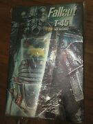 Fallout New Vegas T45 Ncr Salvaged Power Armor 16 Scale Figure New Sealed