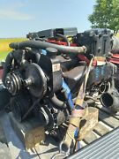 Mercruiser 350 Mcm260 Engine With Complete Drive Unit 5.7 Boat Engine