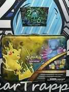 Pokemon Trading Card Game Shining Legends Collector Chest Lunch/box
