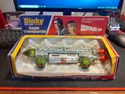 Dinky Eagle Transporter Boxed And Original.