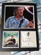 Pink Floyd Roger Walters Dave Gilmour Nick Mason Signed