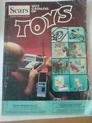 Vintage Sears 1977 Catalog Of Toys-pbk-unstamped-store Advertising