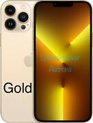 🔥⭐ Ships Free 9/24 Confirmed Preorder ⭐ Unlocked Apple Iphone 13 Pro Max Gold