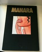 Rare Milo Manara Galerie - Gallery Of Covers Slipcover And Signed Prints 62/450