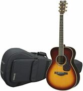 New Yamaha L Series Ls16 Are Brown Sunburst Bs Acoustic Guitar From Japan