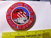 Toy Train Society Pin Lionel Member Crew Yard Station Depot Logo Inside Track D