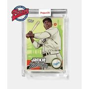 Topps Project70 Card 564 - 2011 Jackie Robinson By Quiccs Presale