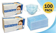 100 Protective Face Masks Ships From Usa Same Day Shipping 100 Face Mask