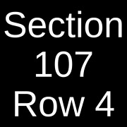 2 Tickets The Weeknd 4/5/22 Madison Square Garden New York, Ny