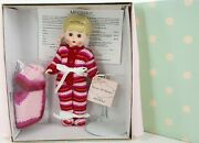 Madame Alexander Doll 40460 Whereand039s My Blankie W/ Pink Red Knit Outfit And Blanket