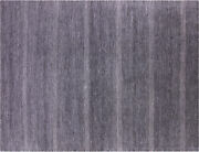 9and039 0 X 11and039 11 Savannah Grass Hand-knotted Wool And Silk Rug - Q11967