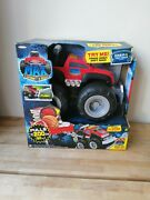 Rare Max Tow Truck Turbo Speed Truck Red Rare 2015 Toy Of The Year Bnib New