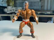 Clamp Champ He-man Motu Masters Of The Universe Vintage 1987 Mattel