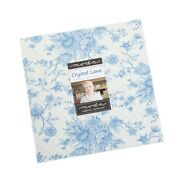 Crystal Lane By Bunny Hill Designs Pre Cut Layer Cake 10 Squares Fabric 2980lc