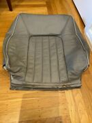 ⭐ Volvo S90 V90 Leather Seat Back Cover Oem L Or R Fits 960 940