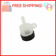 Goofit Plastic Rear Brake Fluid Reservoir Oil Cup Replacement For Yamaha Kaw Andhellip