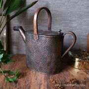 Daily Watering With Victorian Tools British Antique Watering Can Gardening An
