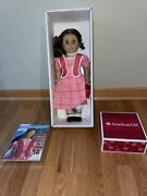 American Girl Doll Historical Marie Grace Retired With Accessories Collector