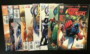 2005 Marvel Young Avengers Comic Book Lot Of 9 Books 1 4 6 7 8 9 10 11 12 Vf