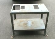 Delta Rockwell Flared Splayed Leg Stand From Mdl 1164 Jointer And Table Saw Combo
