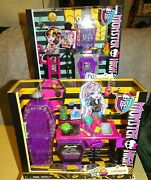 Monster High School Accessory Art Class Studio And Home Ick Classroom New 2013
