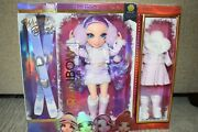 Rainbow High Violet Willow Winter Break 11 Doll And Clothes New 0921t