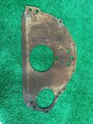 1967-1976 Ford C6 Fe 352 / 428 Automatic Transmission Engine Mid Block Plate