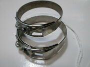 Vintage Fork Boot Clamps Brevetti Roma Blox 58 Ceriani 35mm Harley Xr750 Xr-750