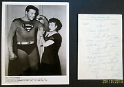 Lucille Ball I Love Lucy Orig,1965 Sign Letter From Desilu Studios Classic