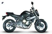 Complete Exhaust Termignoni Approved Round Carbon Yamaha Xj6 2015 15