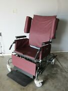 Broda Elite Rehab Manual Wheelchair. Seat 27and039and039w X 21and039and039d.