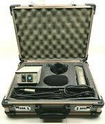 Adk A-51tc Tube Condensor Mic W/ Dj-8, Cord, Cable, Shock Mount, Baffle, And Case