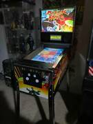Arcade1up Williams Modded 30 Games Star Wars Marvel Added Attack From Mars