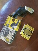 Dragnet Revolver Gun And Badge In Box Rare Toy