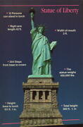 Vintage Postcard Statute Of Liberty 5x7 Photo Larry Fisher Andcopy Pc Factory