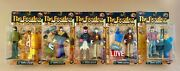 The Beatles Yellow Submarine Series 1 Complete Set Of 5 By Mcfarlane Toys