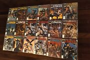 Savage Sword Of Conan 1-121 Partial Run Of 80 Issues Mostly Hi Grade Nice Lot
