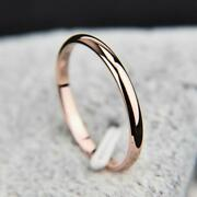 Unisex Ring Couple Rings Wedding Engagement Jewelry Valentineand039s Day Gift Fashion