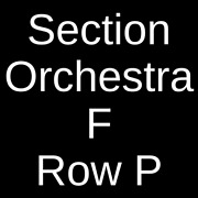4 Tickets Little Shop Of Horrors 9/22/22 North Shore Music Theatre Beverly, Ma