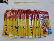 2014 Topps Wacky Packages Chrome Sealed Booster Box Lot 24 Packs Rare