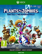 Xbox One-plants Vs Zombies - Battle For Neighborville Uk Import Game New