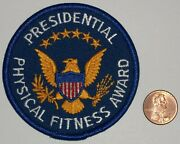 Bsa Boy Scout Insignia Position Patch Presidential Physical Fitness Award Mint