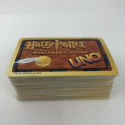 Harry Potter Uno Special Edition Card Game Replacement Deck 109/110 Cards